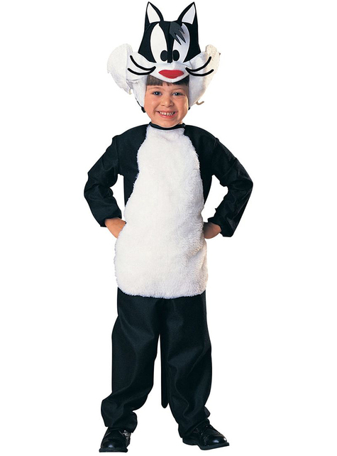 Kids Sylvester Looney Tunes costume