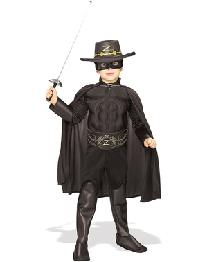 Costume Zorro per bambino