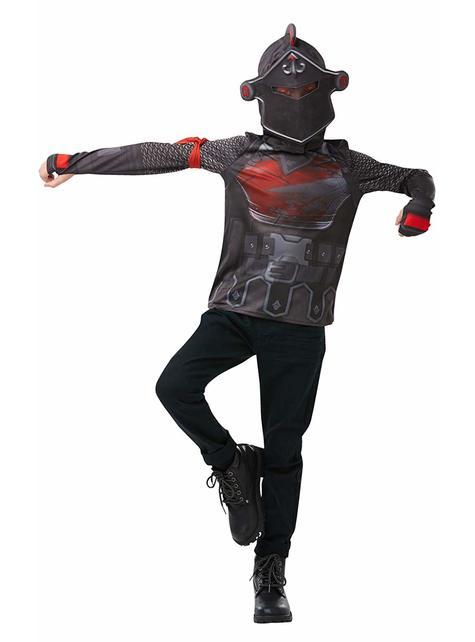 T-shirt Fortnite Black Knight adolescente