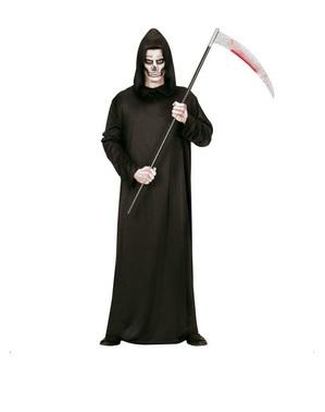 Disfraz de muerte tenebrosa para adulto