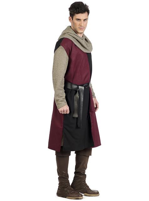 Μεσαιωνική κοστούμι ιππότη Edward για άνδρες