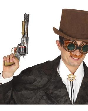 Стімпанк револьвер