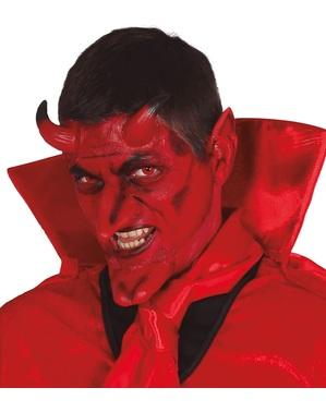 Latex devil prosthetics set