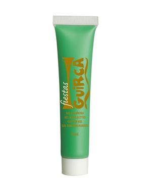 Maquillage vert clair en crème tube 20 ml
