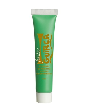 Neon licht groen crème make-up tube 20ml