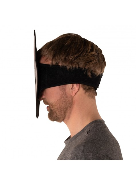Lichtgevend eenhoorn masker voor volwassenen