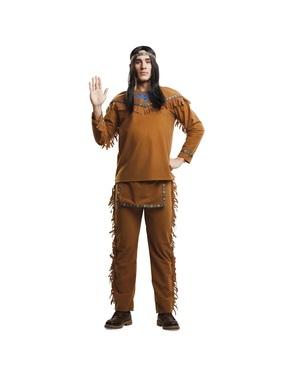 Costume da indiano gentile per uomo