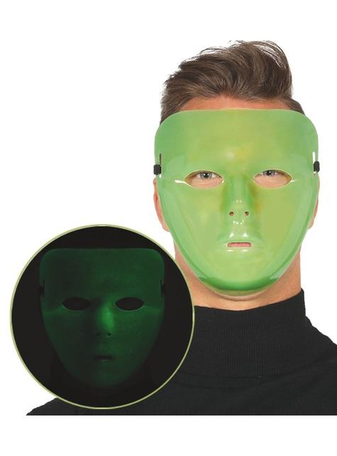 Φωσφορίζουσα μάσκα δολοφόνων για ενήλικες