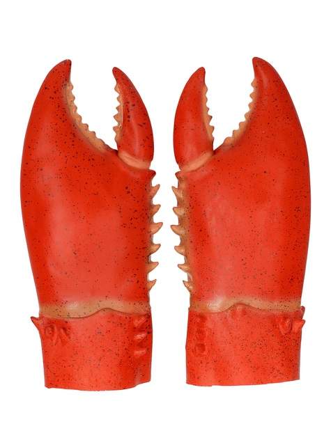 Set of 2 crab claws for adults