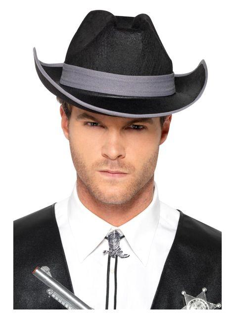 Krawat kowbojski z linki