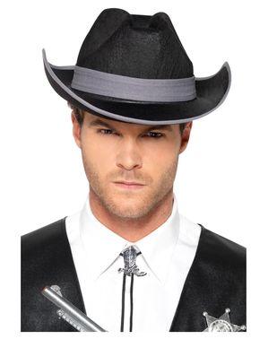 Cowboy sløjfeslips