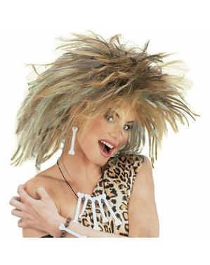 Cavewoman περούκα για τις γυναίκες