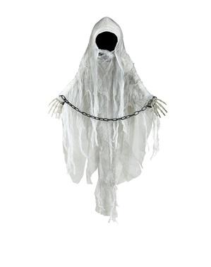 Fantasma sem rosto acorrentado