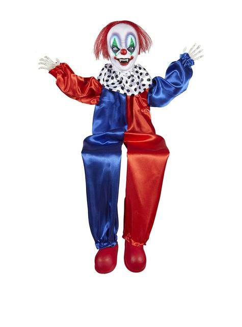 Decorative Sitting Clown