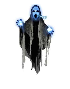 Fantasma desalmado pingente
