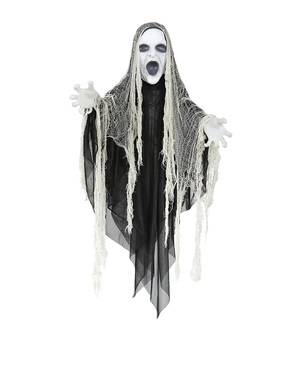 Skrækindjagende ond ånd