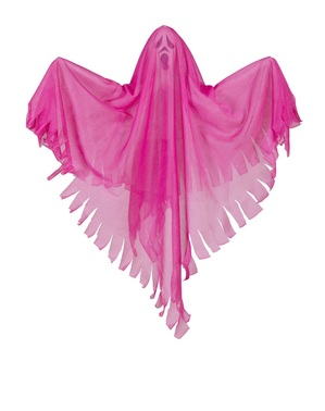 Selvlysende spøgelse pink