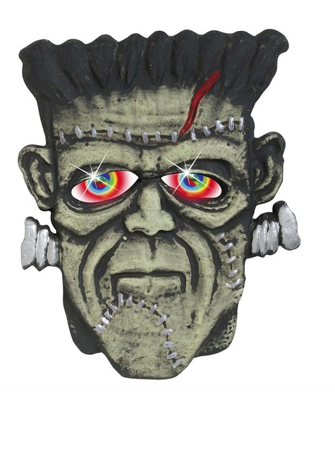 Frankenstein's Monster with Colour Changing Eyes