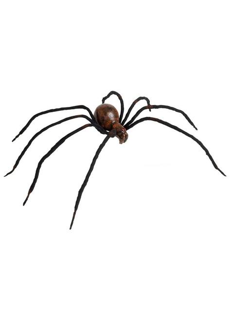 Araña rojiza moldeable 60 cm