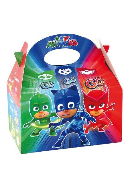 Conjunto de 4 caixas PJ Masks