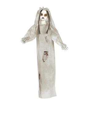 Muñeca asesina colgante