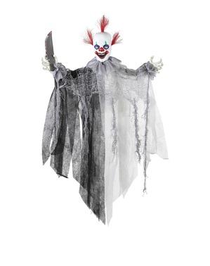 Цирковият клоун на убиеца