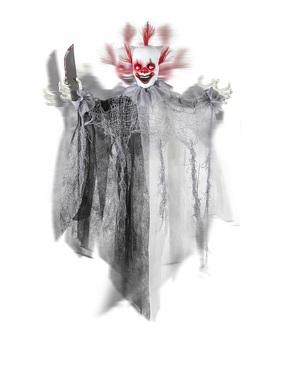 Klaun cyrkowy zabójca