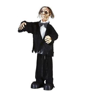 Zombie Bräutigam Deko-Figur