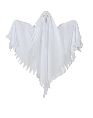 Fantasma branco fluorescente