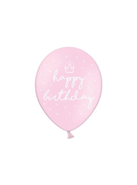 6 Luftballons extra stark