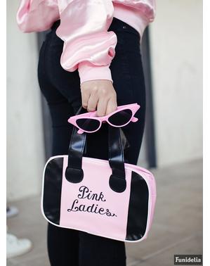 Pink Lady bowlingtaske fra Grease