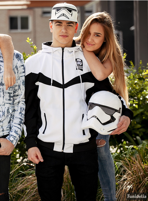 Mens Stormtrooper Star Wars The Force Awakens Helmet