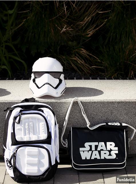 Capacete de Stormtrooper Star Wars Episódio VII para homem