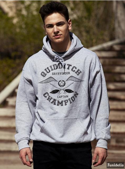 Harry Potter Quidditch Champion hoodie