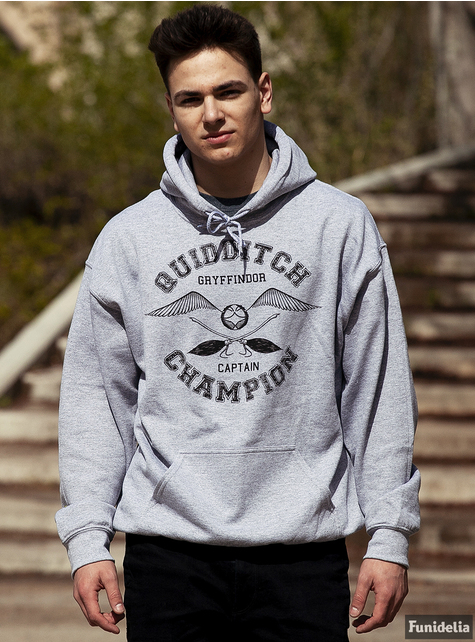 Sudadera de Harry Potter Quidditch Champion