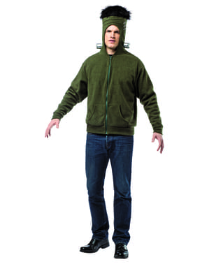 Frankenstein Hooded Jacket for Adults