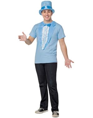Maglietta Harry Scemo e più Scemo per uomo