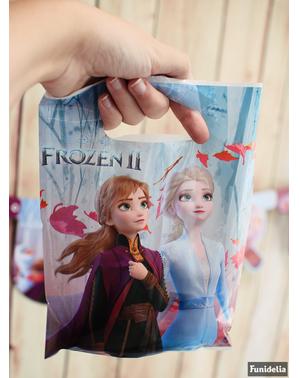 6 Frozen 2 feesttassen