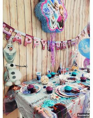 Girlanda Ľadové kráľovstvo 2 Happy Birthday
