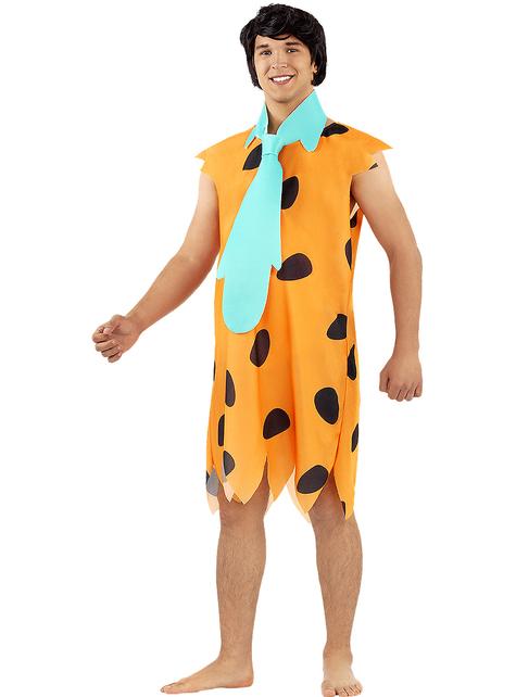 Ανδρική Στολή Fred Flintstone - The Flintstones