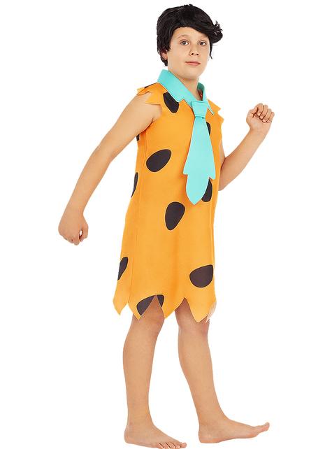 Disfraz de Pedro Picapiedra para niño - Los Picapiedra