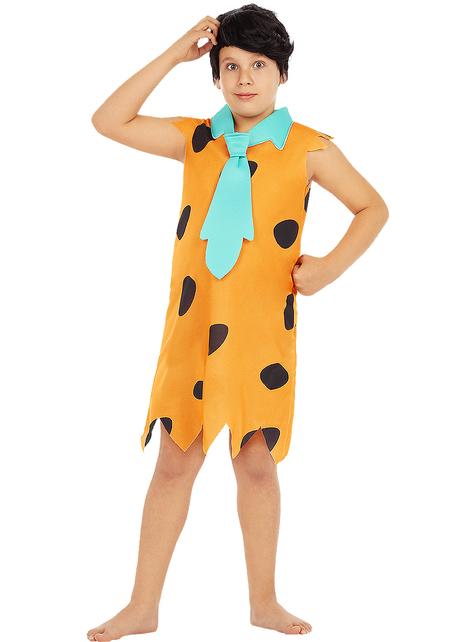 Στολή Fred Flintstone για Αγόρια - The Flintstones