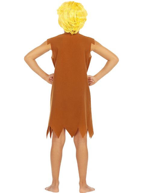 Barney Rubble kostuum voor jongens - The Flintstones