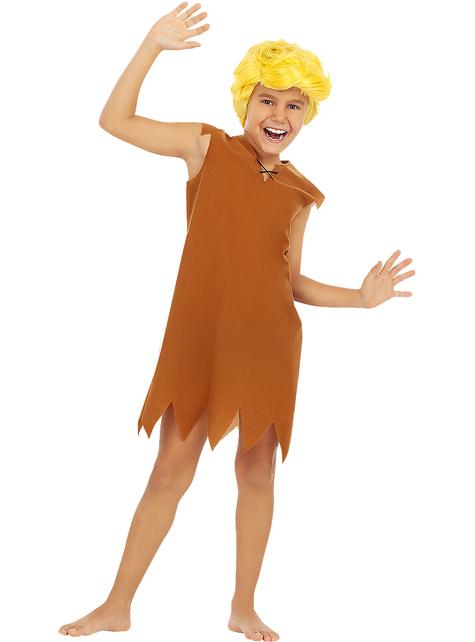 Barney Rubble costume for boys - The Flintstones