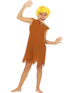Barney Rubble kostume til drenge - The Flintstones