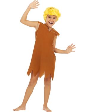 Fato de Barney Rubble para menino - Os Flintstones