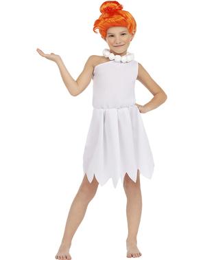 Velma Flintstone costume for girls - The Flintstones