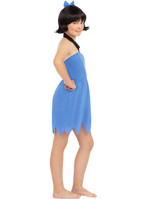 Disfraz de Betty Mármol para niña - Los Picapiedra
