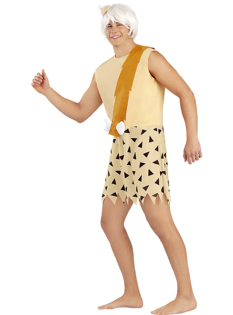 Bamm-Bamm kostuum voor mannen- The Flintstones