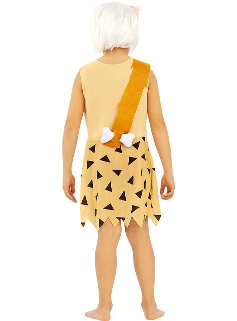Fato de Bambam para menino - Os Flintstones